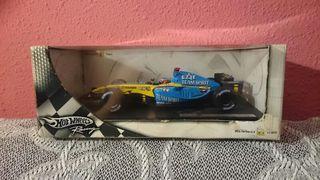 Hot Wheels Fernando Alonso R25 Renault F1 Team
