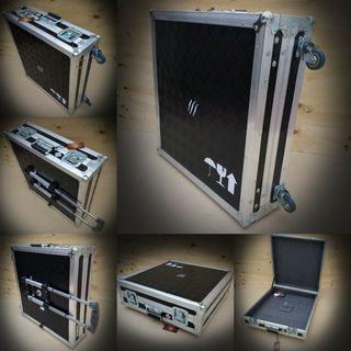 Fabricación Case, Rack, maleta, muebles de estudio