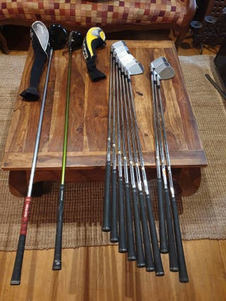 Juego palos de golf Mizuno completo