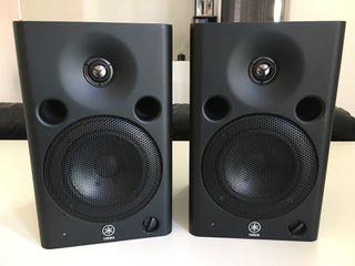 Altavoces Yamaha MSP5 Studio