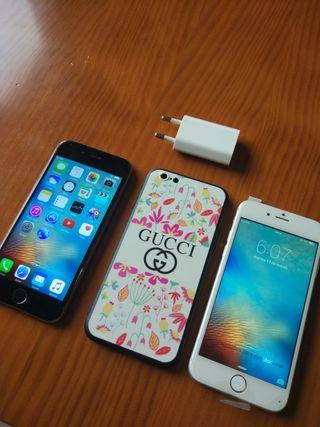 Vphone i6 libre en blanco o negro