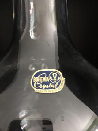 Decantador vino bohemia