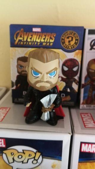 funko Mystery mini Thor Infinity war