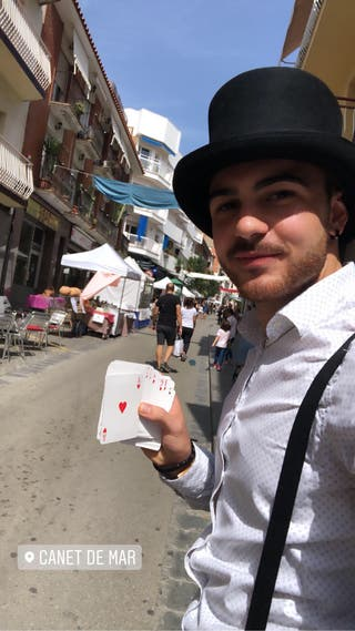 Spanish Magician!!