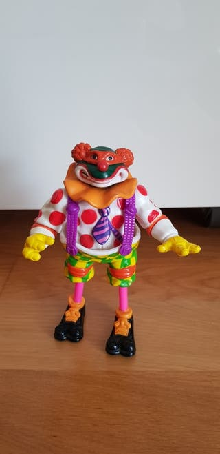 Crazy Clown Mike Las Tortugas Ninja Playmates Toys