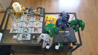 Nintendo 64 Perfecto estado