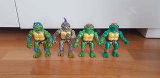 Playset Toon Turtles Las Tortugas Ninja Playmates