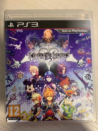 Kingdom Hearts 2.5 Remix ps3