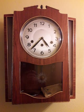 28bc906e21c6 Reloj de pared de segunda mano en León en WALLAPOP