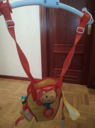 Columpio - saltador bebé de Muchkin