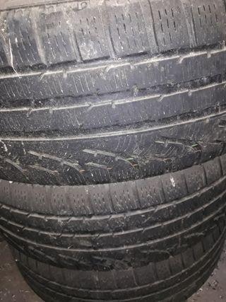 Llantas y neumáticos de invierno bmw x3