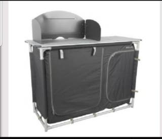 Mueble de cocina para camping Midland