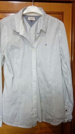 camisa de hilfiger