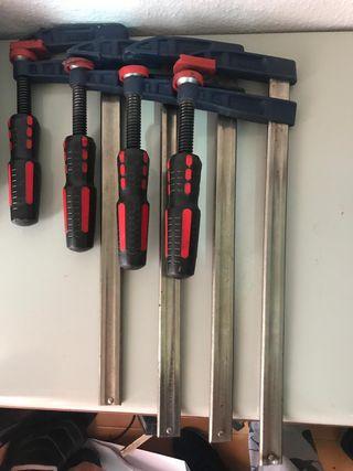 Sargentos Alyco metalicos
