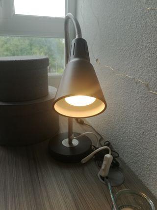 Lampe de bureau, noir