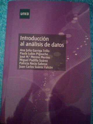 introducción al análisis de datos Uned