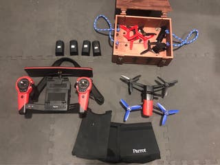 Drone parrot bebop 1 con skycontroller