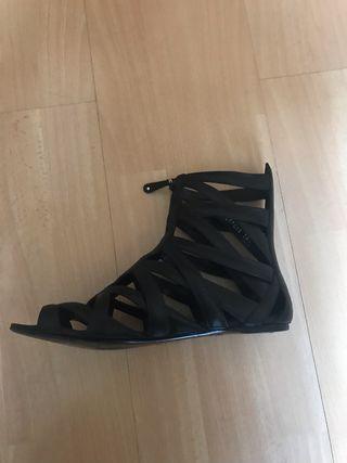 Gucci gladiator sandals