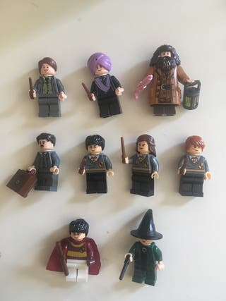Harry Potter figuras