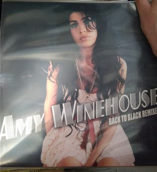 Amy Winehouse Back to biack remixes 2 LPs