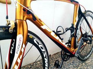 bicicleta carretera profesional fuji 1.0 ed. limt.