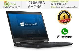Portátil Dell E5250, Wifi AC / SSD / Táctil, Windo