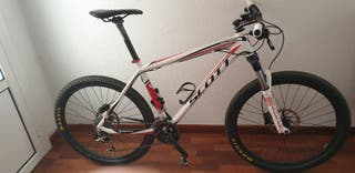 bicicleta scott scale 70