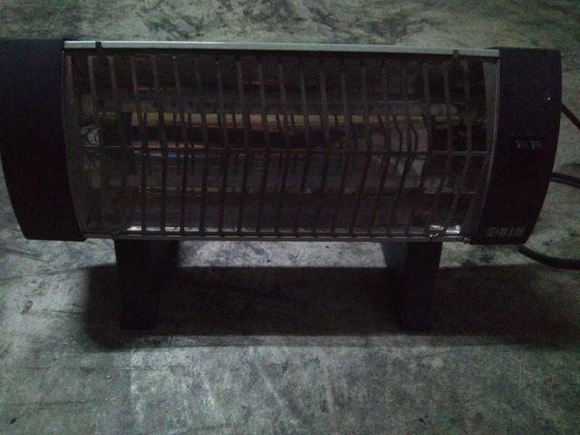 Radiador de barras