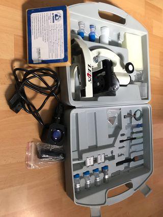 Microscopio Biológico ZEUS 400