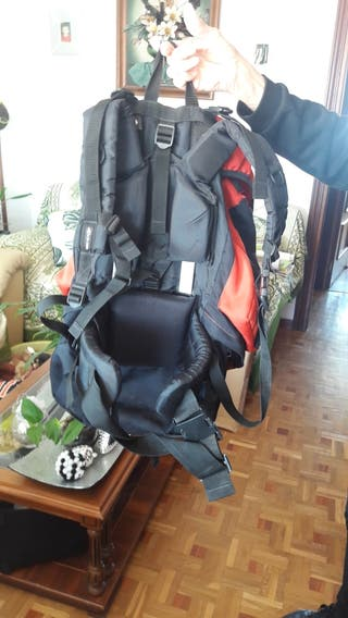 mochila de montaña supere grande