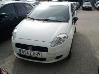 Fiat Punto van 2012