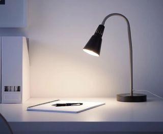 lampe bureau noir