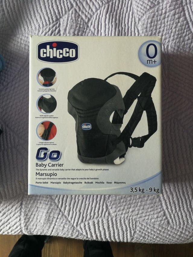 Tienda online Reino Unido estilo de moda Porta-bebe Marca Chicco de segunda mano por 20 € en Elche en ...