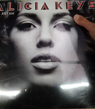 Alicia Keys As I am 2 LPs