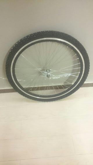 llanta y rueda