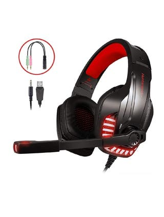 Auriculares gaming PS4/PC/XBOX