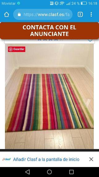alfombra Ikea colores