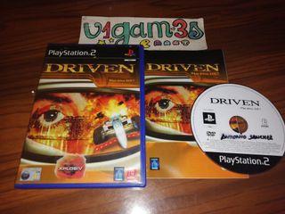 Driven en Español ps2 play 2