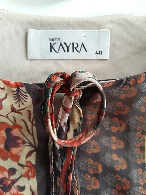 Kayra dance dress