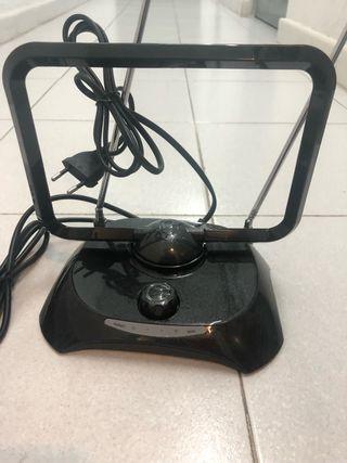 Antena tv portatil