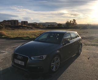 Audi A3 Sportback S Line Edition