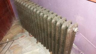 radiador antiguo