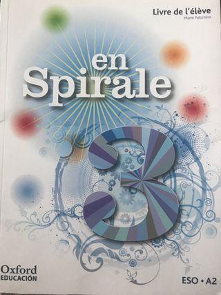Libros pack Francés En Spirale 3