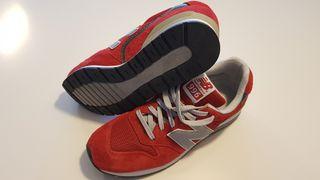 new balance 996 rojas