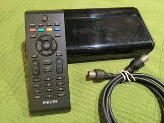TDT Philips con mando