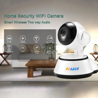 Cámara IP monitor WiFi detector