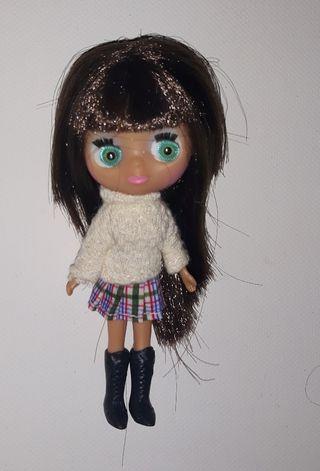 muñeca mini blythe