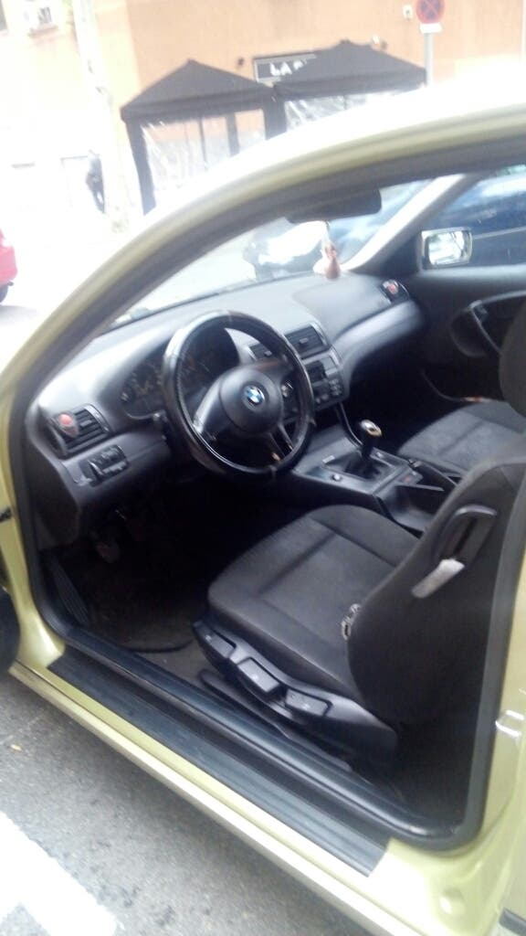 BMW Serie 3 compact 2002