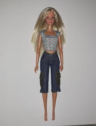 barbie cuerpo fashionista