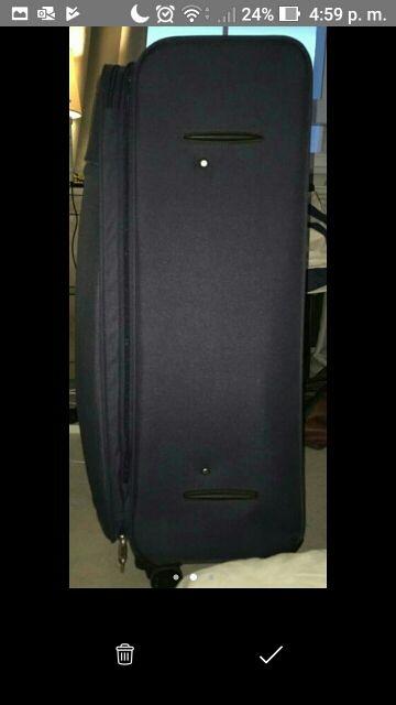 Super lightweight suitcase